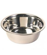 Ciotola x Cani e Gatti acciaio inoc  cm. 10 L. 0,2 Trixie 24840