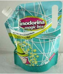 INODORINA DETERGENTE IGIENIZZANTE MAGIC BOX MUSCHIO BIANCO 1L