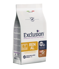 Exclusion Diet Dog Renal Medium e Large Breed Maia...