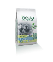 Oasy Dog Adult All Breed Agnello Kg. 12 Secco One Animal Protein