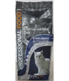 PROFESSIONAL FOOD PREMIUM CAT STERILIZZATO POLLO E...