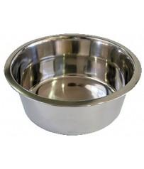 Ciotola in acciaio per cani cm. 16 L. 0,95 croci c6fk3052