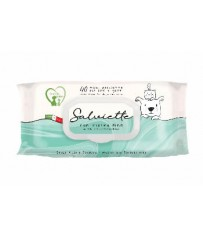 Salviette detergenti Cani e Gatti 40 maxi salviette con clorexidina Ferr GD50MIL