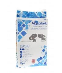 Assorbello Tappetini igienici Basic per cani 60x90  pz 10 Ferribiella IGN010/P