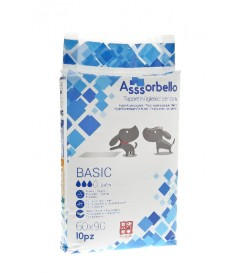 Assorbello Tappetini igienici Basic per cani 60x90...