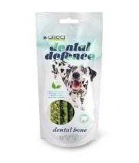 Dental Defence bone al gusto di menta 100 g x l'igiene orale del cane  C1030948