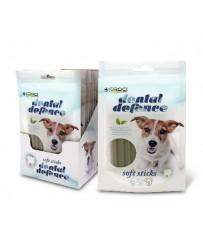 Dental Defence soft sticks te verde 60 g  8 Pz x igiene orale del cane  C1030949