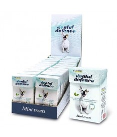 Dental Defence Mini treats astuccio 35 g x l'igien...