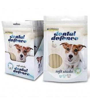 Dental Defence soft sticks - latte 60 g x l'igiene orale del tuo cane  C1030950