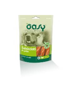 Snack per cani Oasy Salsicciotti di Pollo 100 g