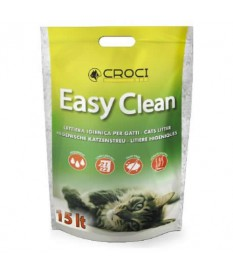 Lettiera in Silicio Easy Clean 15 L Croci C4025778
