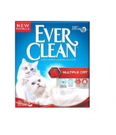 Lettiera x Gatti Ever Clean Multiple Cat 6L