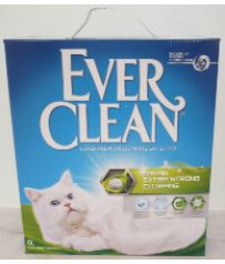 LETTIERA GATTI EVER CLEAN SCENTED EXTRA STRONG CLUMPING 6L